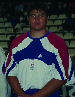 David Douillet remporte la médaille d'or en +95kg, Jeux de la Francophonie France 1994