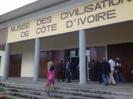 Le musée des Civilisations de Côte d'Ivoire