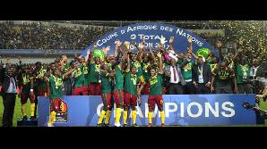 Le cameroun vainqueur de la coupe d afrique des nations - Coupe d afrique en direct sur internet ...