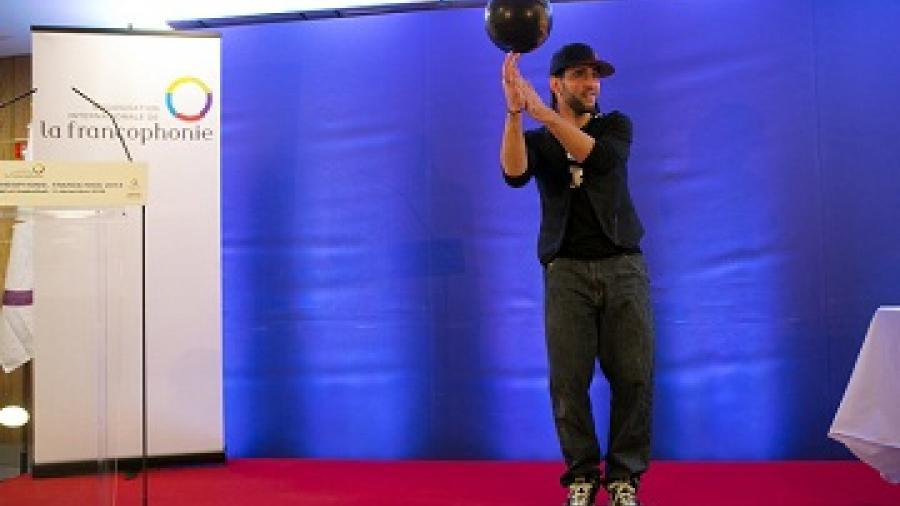 Sean GARNIER, Consultant expert sur la jonglerie