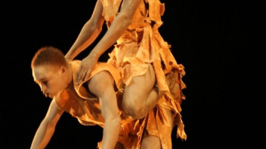 Ves Jeux de la Francophonie, Niger 2005, Danse de création et d'inspiration traditionnelle, Photo CIJF