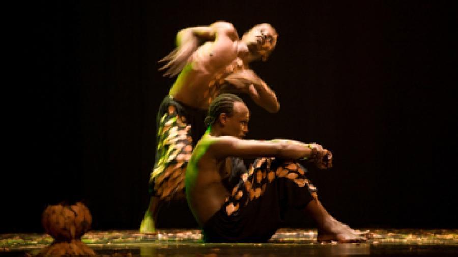 VIes Jeux de la Francophonie, Liban 2009, Danse de création, ©Patrick Lazic/CIJF